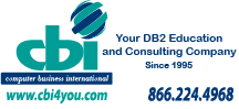 Thanks to CBI for sponsoring the ADUG Website